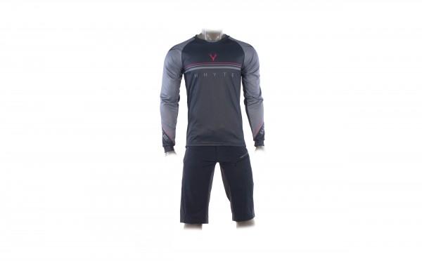 Trail MTB Long Sleeve Midnight Jersey