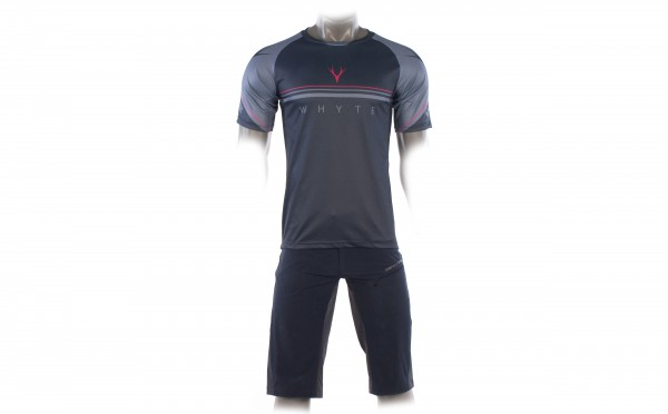 Trail MTB Short Sleeve Midnight Jersey