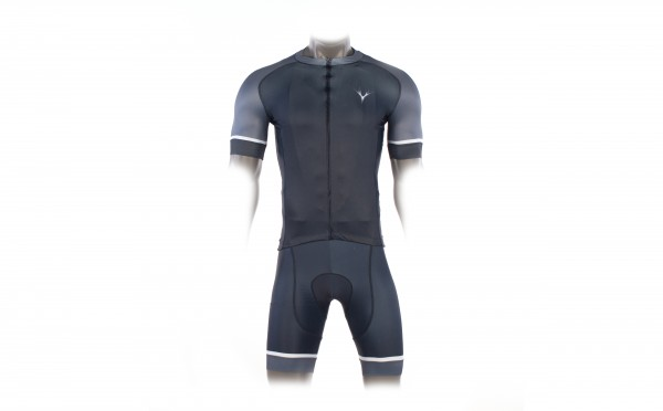 Road Pro Short Sleeve Midnight Jersey