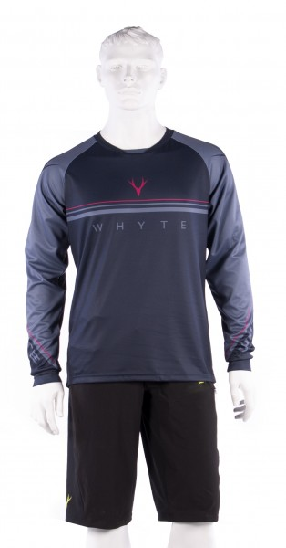 Trail MTB Long Sleeve Midnight Jersey