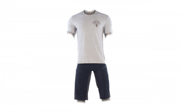 T-Shirt Grey Forest