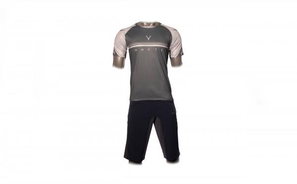 Trail MTB Short Sleeve Jersey Grey